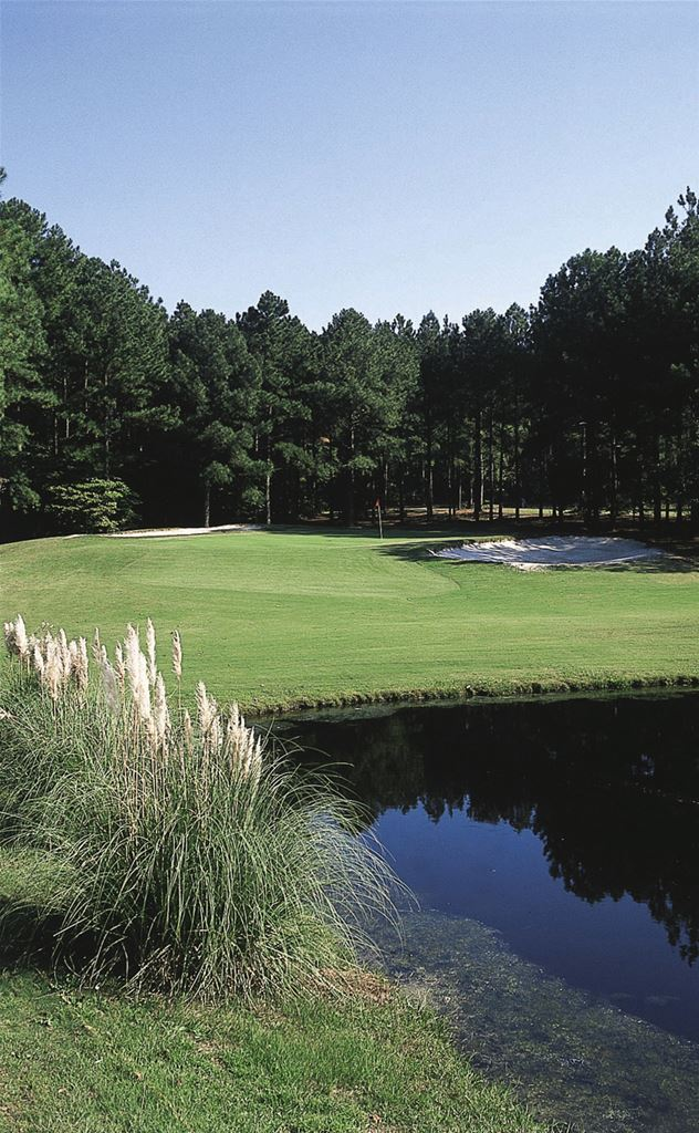 Deercroft Golf Club in Wagram, North Carolina